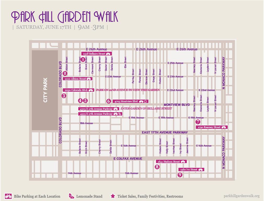 Garden Walk Map for website